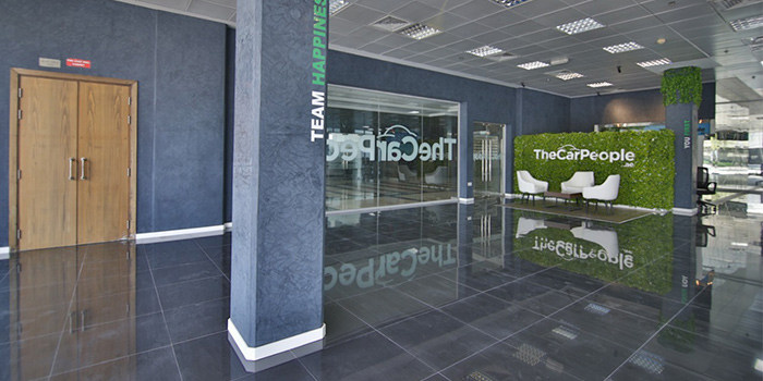 top interiors fit out companies in Dubai